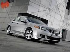 honda accord type s tuning mv tuning front lip type s style for honda accord 8