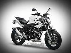 Modifikasi Cb150r 2014 by Konsep Modifikasi Honda Cb150r Streetfighter Cxrider