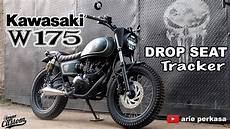 W175 Modif by Modifikasi Kawasaki W175 Dropseat