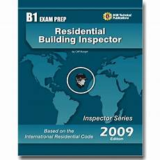 test b1 b1 irc residential building inspector practice