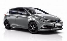 The 2018 Range Of The Toyota Auris Hybrid Arrives It Is