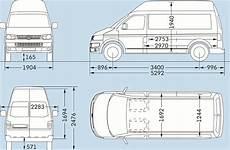 Image Result For Vw Transporter Lwb High Top Dimensions