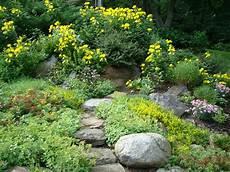 that same rock garden for jim