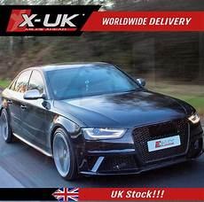 front bumper upgrade for audi a4 s4 b8 5 2013 2015