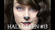 katze schminken erwachsene hallobeen 13 die katze ellathebee