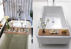 bathroom caddy ideas 22 cool bathtub caddies or marvelous bathtub tray design ideas to enjoy every moment