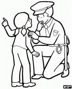 Ausmalbilder Polizei Kinder Ausmalbilder Polizeiwache 96 Malvorlage Polizei