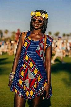 Afrikanischer Stil - it s africa inspired what to wear at a festival