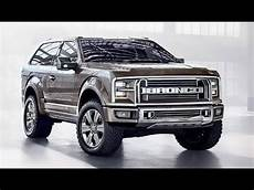 2018 Ford Bronco Truck Suv Expected Prices Release Date
