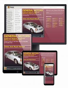 free service manuals online 2008 cadillac dts transmission control cadillac deville seville dts online service manual 1994 2010