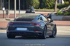 Spot Porsche 911 Targa 4s 2016