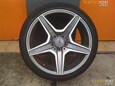 mercedes amg felgen 18 zoll mercedes amg c63 18 inch stg genuine alloy wheels