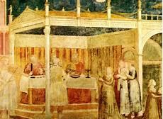 il banchetto di erode santa croce in firenze giotto in santa croce le cappelle