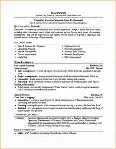 resume formats the 3 best options