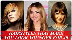 Hairstyles To Make You Look
