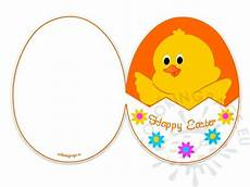 easter card printable free coloring page