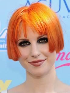 hayley williams debuts super short hair see her hair cut at the teen choice awards 2013