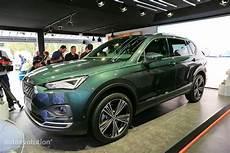 Volkswagen Starts Production Of Seat Tarraco In Wolfsburg
