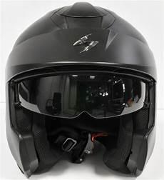 casque moto modulable scorpion exo 900 auto moto et