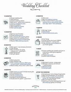 free printable wedding checklist wedding inspiration
