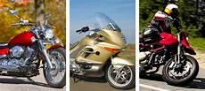 les diff 233 rents types de motos