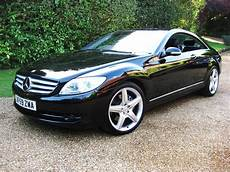 mercedes cl 500 used 2009 mercedes cl 500 for sale in east sussex
