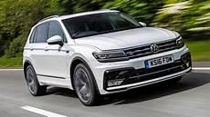 2018 Volkswagen Tiguan Review Top Gear