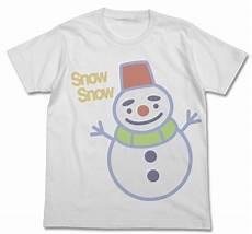 shinobu snowmaru t shirt white by cospa littleakiba
