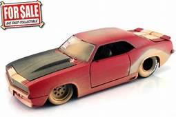 1969 Chevy Camaro SS Jada Toys For Sale 1/24 Diecast