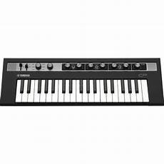 small electric keyboards yamaha reface cp mobile mini digital combo piano reface cp b h
