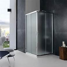 box doccia 80x80 cristallo box per doccia 80x80 cm in cristallo opaco kv store