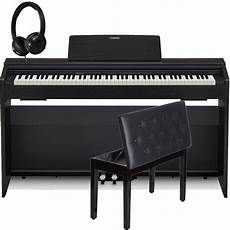 Casio Px870bk Privia Home Digital Piano 88 Key Weighted