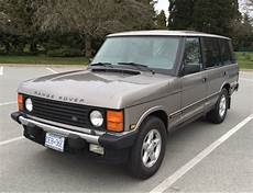 No Reserve 1995 Range Rover Classic Lwb For Sale On Bat