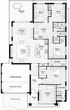 single storey house plans australia house designs new home designs perth homebuyers centre