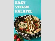 easy crispy falafel_image