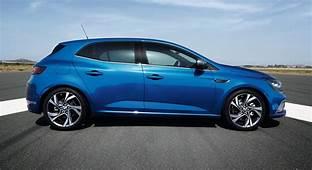 2016 Renault Megane Hatch Premieres Led By 152kW GT For