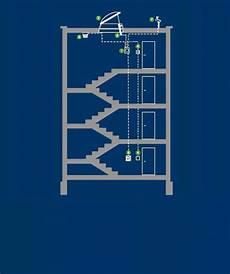 Rauchabzug In Treppenr 228 Umen Nra Brandschutz Rauch