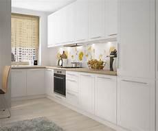 küche matt weiß k 252 chenzeile k 252 chenblock wei 223 wei 223 matt l form 130x350cm
