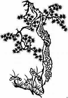 Malvorlagen Weihnachten Japan Japan Baum Ausmalbild Malvorlage Blumen