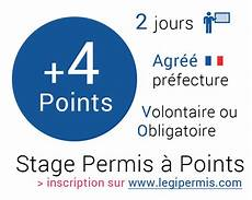 Stage Permis A Point
