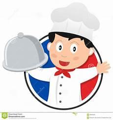 français cuisine cuisine logo fran 195 167 ais de chef de cuisine photo stock