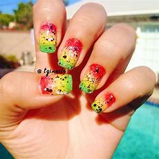 rasta nails rasta nails nails how to do nails