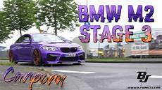 bmw m2 stage 3 bj wheels simonmotorsport 431 youtube