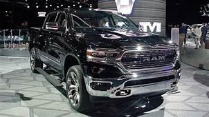 Redesigned 2019 Ram 1500 Gets Bigger And Lighter