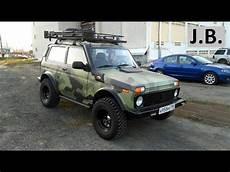 Tuning Of Lada 4x4 Niva Ranger Style