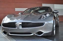 2012 Fisker Karma Electric Car Quick Drive Review Video