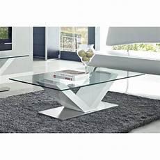 table verre design italien table basse carr 233 e ronde ou rectangulaire au meilleur