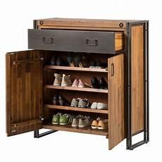 Schuhschrank Manchester Im Industrial Style Muebles Para