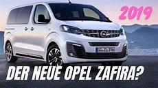 Der Neue Opel Zafira 2019 Premiere Vorstellung