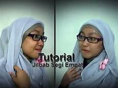 Cara Memakai Jilbab Segi Empat Modern Yang Simple